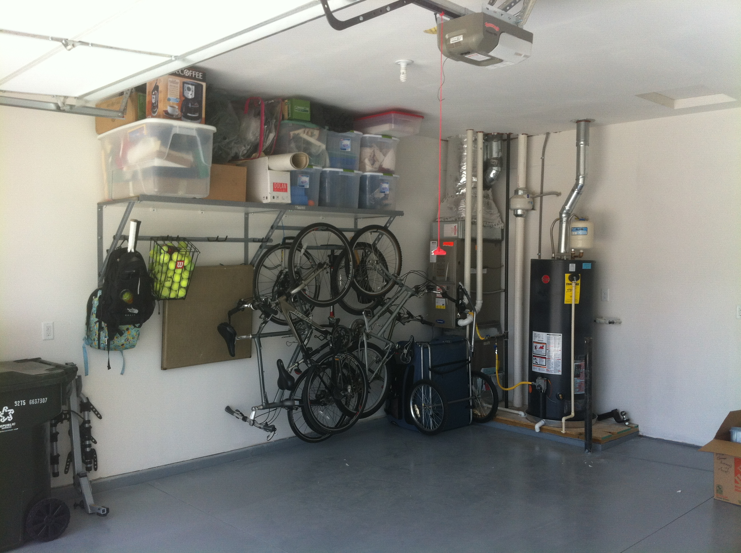 Garage Shelving Star Sports Equipment Storage
