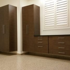 Meridian Garage Cabinet Systems